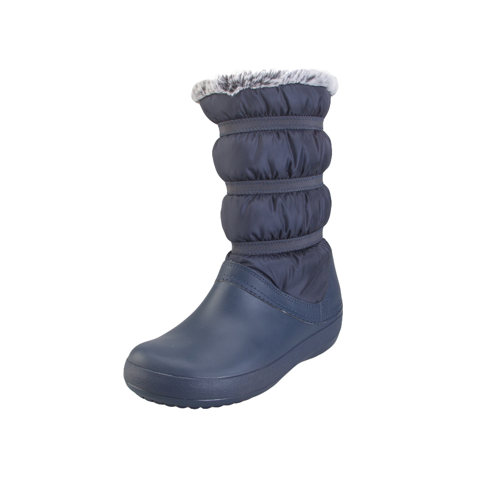 Crocs crocband winter boot w Navy relaxed fit 205314 410 157a5394e34