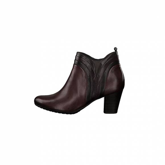 Be Natural 8 25314 21 549 bordeaux Leather