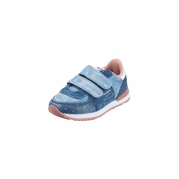 2ed88732a8 ... Παιδικό Pepe Jeans PGS30400 000 Sydney topos kids Denim