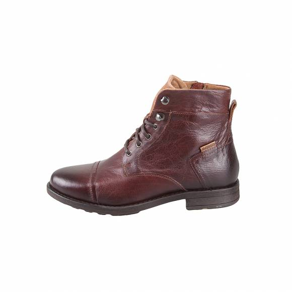 Ανδρικά Bike boots Levis Reddinger 230681 706 28 Brown
