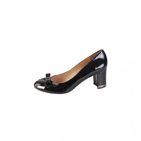 Bruni 411 Black patent
