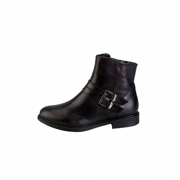 Verraros donna 1305 Black leather
