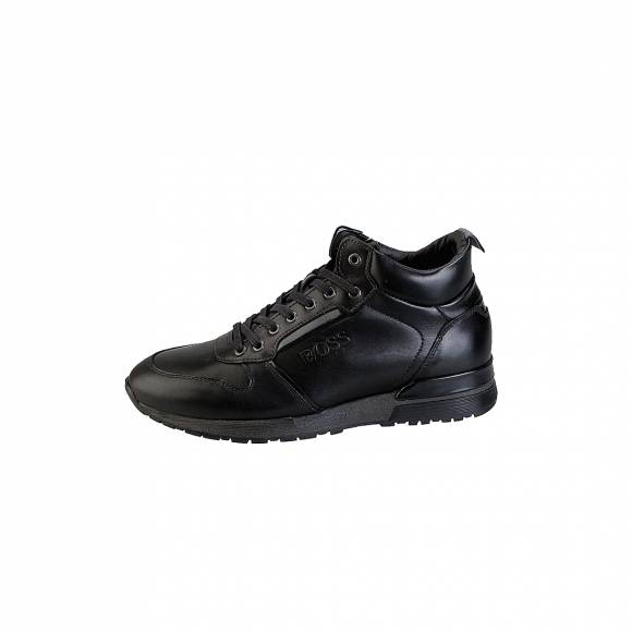 Boss shoes K25290 Black Leather