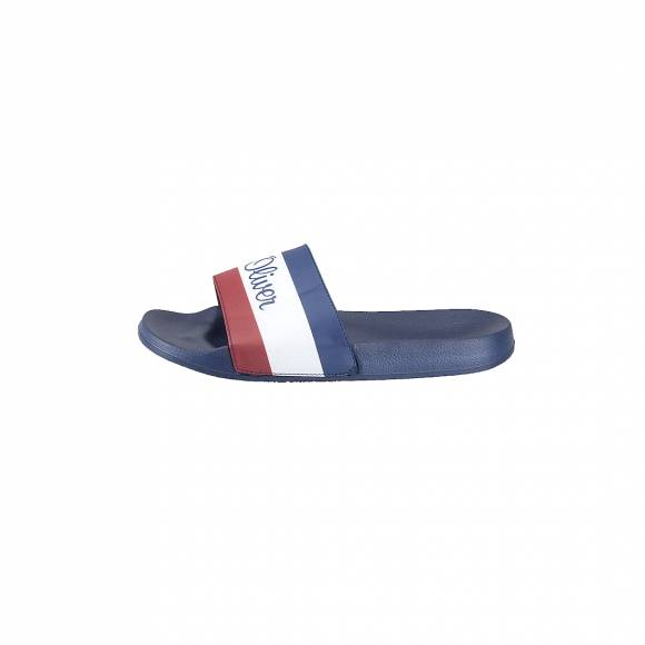 S.OLIVER 17102 30 866 NAVY/WHITE/RED