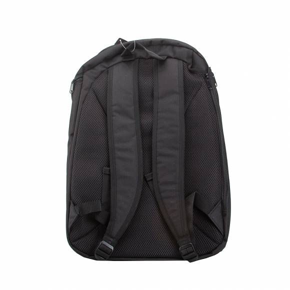 Lotto Backpack Logo S7484 Blk Grn Ltb