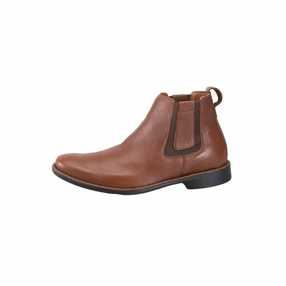 Gk Uomo X3522 18690 C Couro soft Brown leather