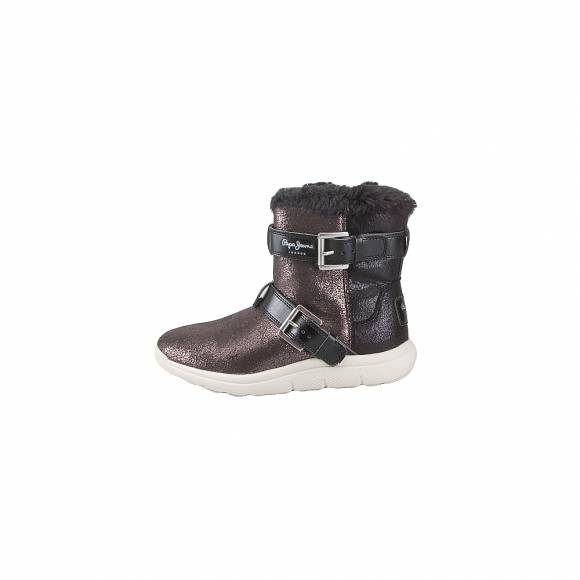 Pepe Jeans PLS30762 Hyke W Snow 952 Chrome
