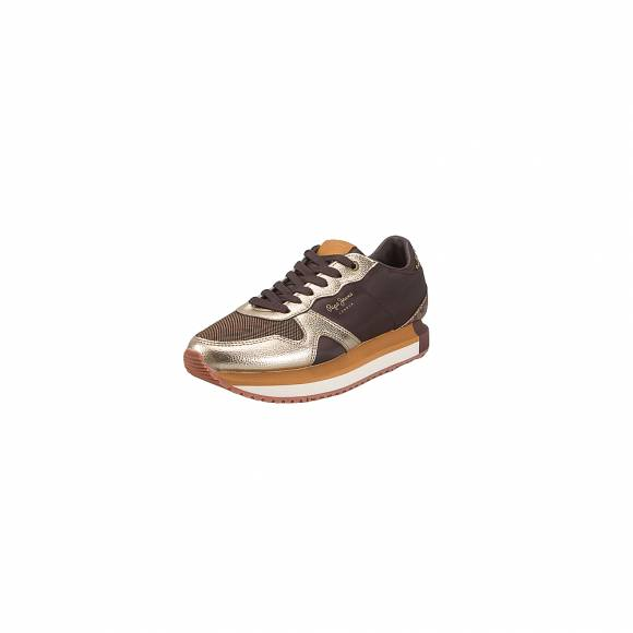 Pepe Jeans PLS30787 Zion Studs 898 Dn Brown