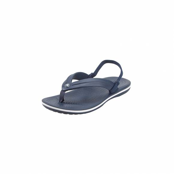 Παιδικά Σανδάλια Crocs CorcBand Strap 205777 410 Flip k Navy Relaxed Fit