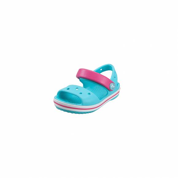 e0f0c4fe9ce ... Παιδικά Σανδάλια CROCS CROCBAND SANDAL KIDS POOL CANDY PINK RELAXED FIT  12856-4FV