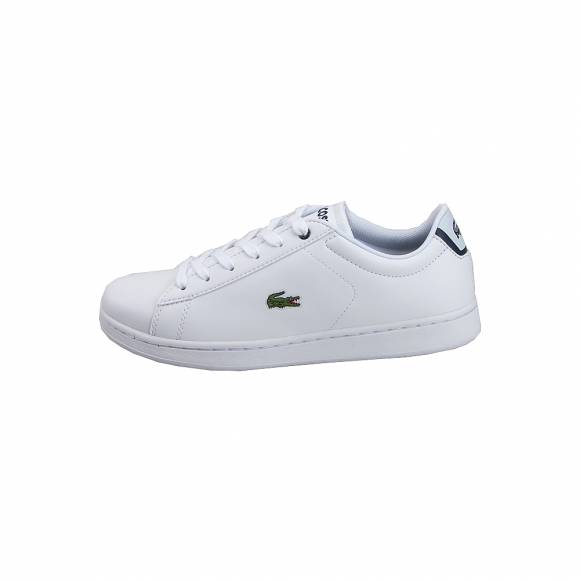 f0ff8ecad Γυναικεία Sneakers Lacoste Carnaby Evo Bl 1 SPJ Wht Nvy Syn 7-33SPJ1003042  ...