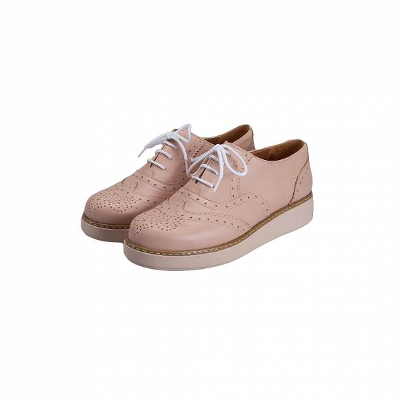 VERRAROS DONNA 3005 NUDE LEATHER