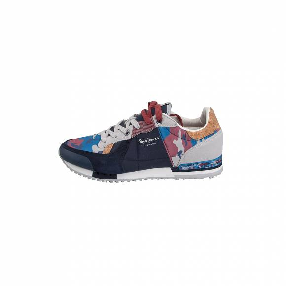 PEPE JEANS PMS30358 595 TINKER CAMO NAVY