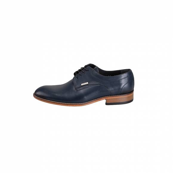 GUY LAROCHE 3462 52 BLUE LEATHER
