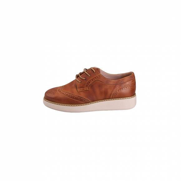 TOUTOUNIS 8143 TAN LEATHER