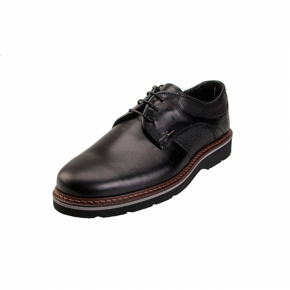 Northway 819 Black Leather