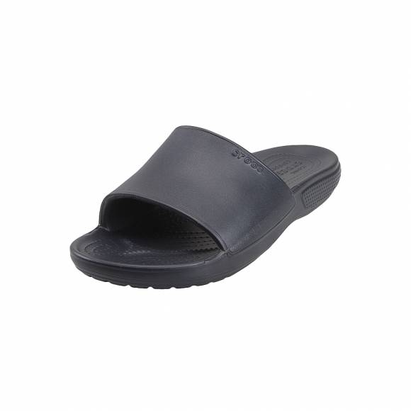 Unisex Σαγιονάρες Crocs Classic 205732 001 II Slide Black Standard fit