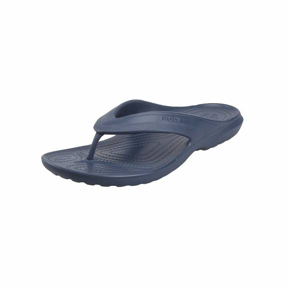 Unisex Σαγιονάρες Crocs classic 202635 410 flip navy relaxed fit