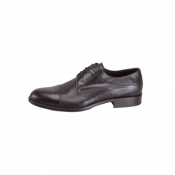 VERRAROS UOMO 35 BLACK LEATHER ST