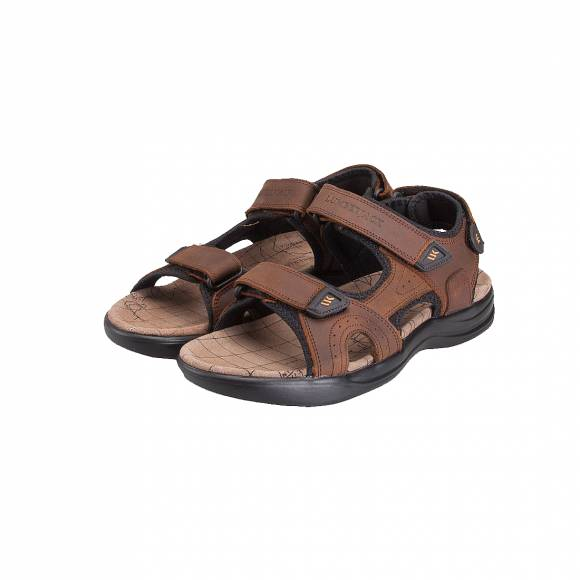 LUMBERJACK SM30606-002-B02-M0119 BROWN/BLACK