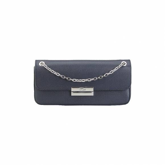 Lacoste NF2574XC 022 Total Eclipse Crossover Bag Split Cow Leather