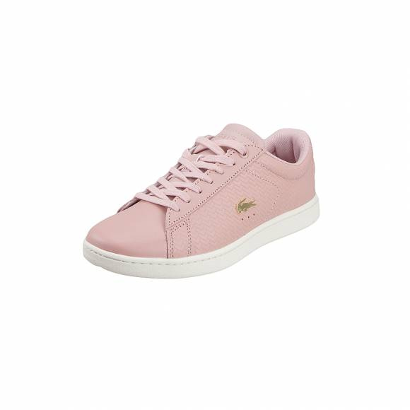 4d4d53dd86 Γυναικεία Δερμάτινα Sneakers Lacoste Carnaby EVO 119 3 SFA Nat Off White  leather 7-37SFA0013TS2