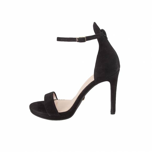 S.Piero 10A 26 Black Suede