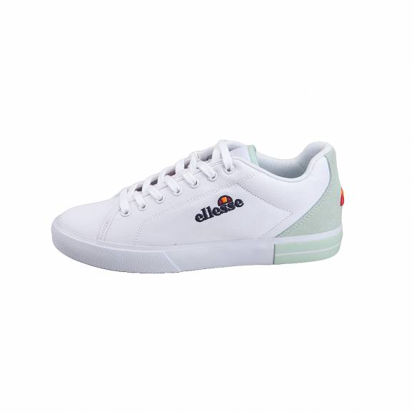 Ellesse Taggia Text AF White Dusty Aquia 6 10274