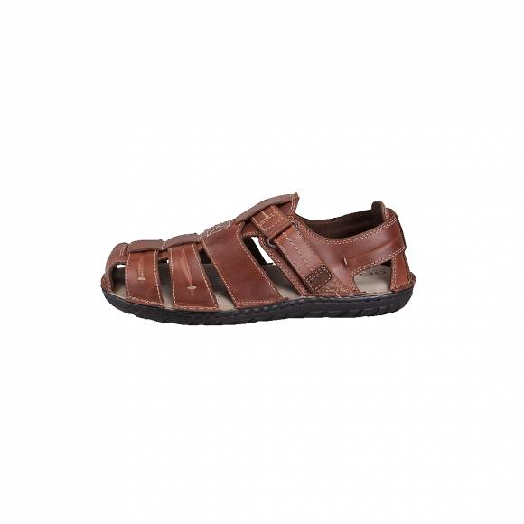 GEOX U72V4A 08522 C6003 RUFUS NAPPA SUEDE BROWNCOTTO