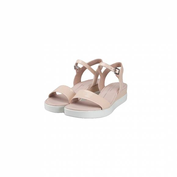 ECCO TOUCH SANDAL PLATEAU 260313 01118 ROSE DUST