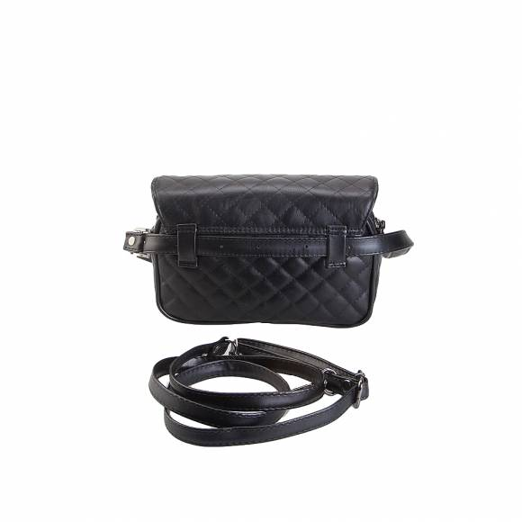 Four Knot 900018PL Black belt bag