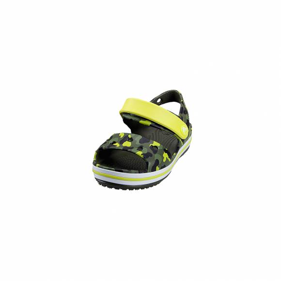Παιδικά Σανδάλια Crocs band Seasonalgraphic 205765 738 sdl k cirtus Relaxed fit