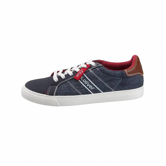 Ανδρικά Sneakers S.Oliver 5 13631 22 802 Denim