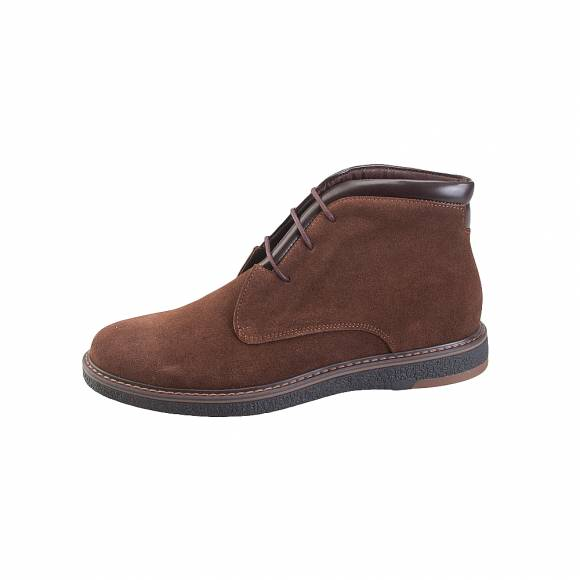 Fentini 509 501 444 1393 Brown Suede