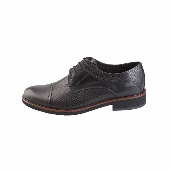 Verraros Uomo 215 Black St Leather