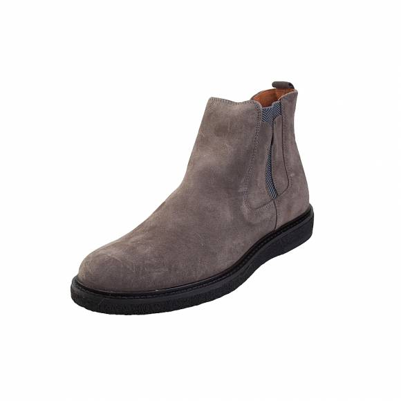 Damiani 743 Grey Suede