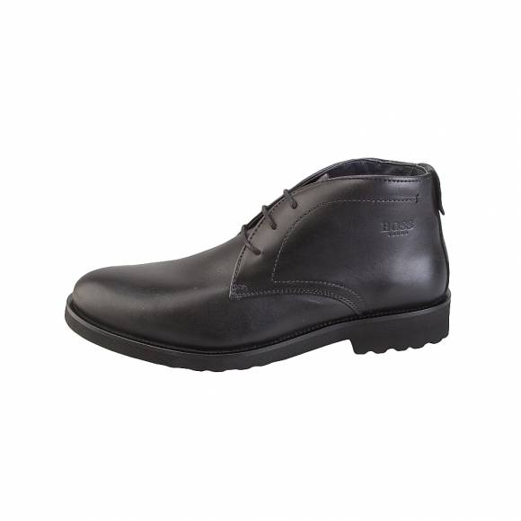 Boss shoes K25020 Black Leather