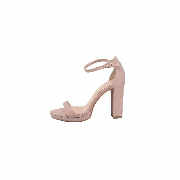 STEFANIA SHOES 1080 NUDE SUEDE