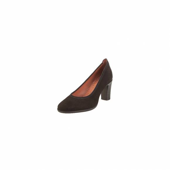 Hispanitas H187951 ante 18 Black suede