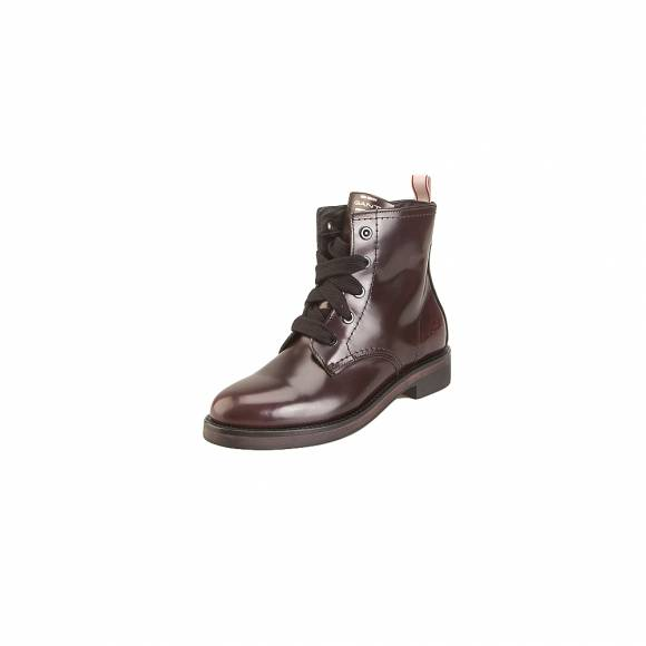 Gant Malln 17542907 Pollodo leather G590 port wine red
