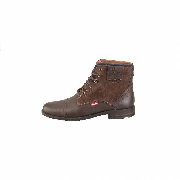 Levis Fowler 228802 1933 29 38295 0154 Dark Brown