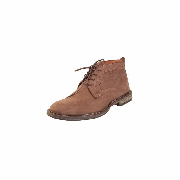 Damiani 410 Brown suede