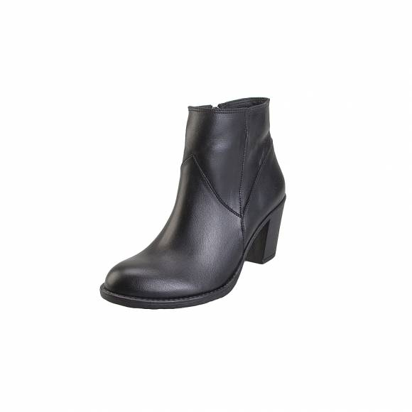 S.Piero 65 04 Black leather