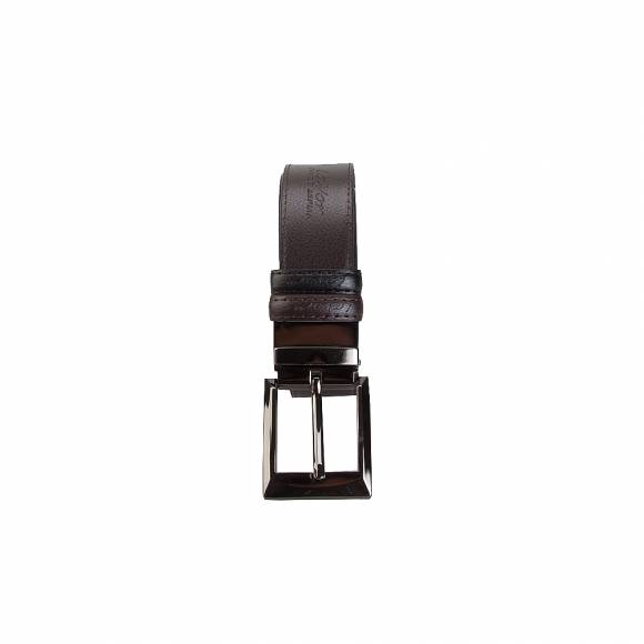 Verraros Uomo 181 Black Brown Leather