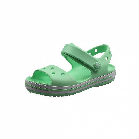 Παιδικά Σανδάλια Crocs 12856 3TI Crocband Sandal kids Neo Mint relaxed fit