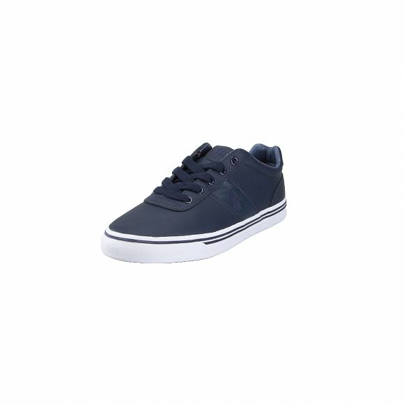 a74d3e4c75ce ... Ανδρικά Δερμάτινα Sneakers Polo Ralph Lauren Hanford nwpt Navy  816168180899