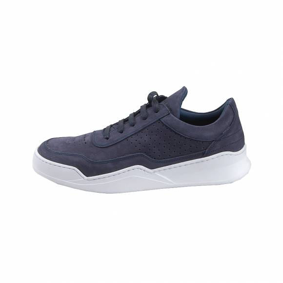 f0a63776267 Ανδρικά Δερμάτινα Sneakers Damiani 951 Blue ...