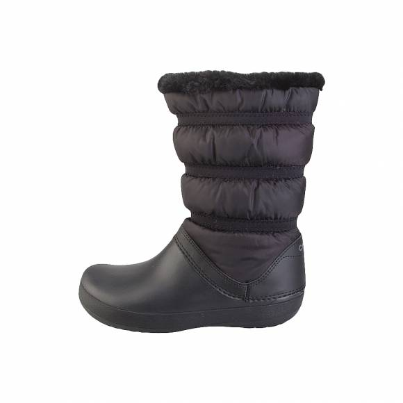 Crocs crocband winter boot w Black relaxed fit 205314 060