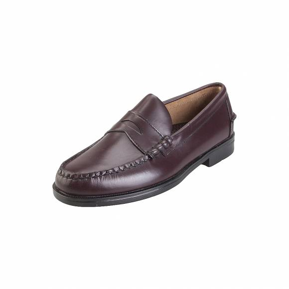 Sebago Grant B70769 Cardo Leather Rouge Fonce