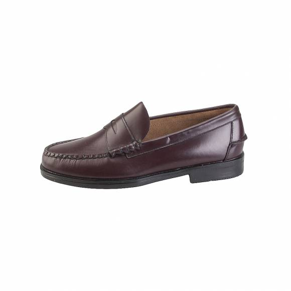 Ανδρικά Μοκασίνια Sebago Grant B70769 Cardo Leather Rouge Fonce